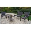 Oakland Living Tuscany 5 Piece Deep Seating Group