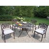 Capitol Tulip Dining Set with Cushions