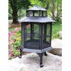 <strong>Pagoda Fireplace</strong> by Oakland Living