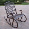 Oakland Living Mississippi Rocking Chair
