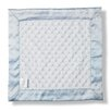 <strong>Swaddle Designs</strong> Baby Lovie Plush Dot Blanket with Pastel Trim