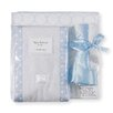 <strong>Swaddle Designs</strong> 3 Piece Gift Set in Pastel Mod Circles on White