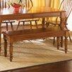 Liberty Furniture Wood Kitchen Bench