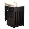 <strong>Liberty Furniture</strong> Hampton Bay 3-Drawer Mobile File Cabinet