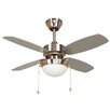 "Yosemite Home Decor 36"" Ashley 4 Blade Ceiling Fan"
