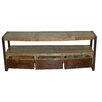 "Yosemite Home Decor 58"" TV Stand"