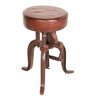 "<strong>Yosemite Home Decor</strong> 20"" Adjustable Bar Stool"