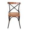 Yosemite Home Decor Accent Side Chair