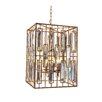 Yosemite Home Decor Isberg Pass 4 Light Foyer Pendant
