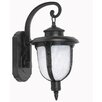 Yosemite Home Decor Brina 1 Light Exterior Wall Sconce