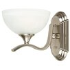 <strong>Glacier Point 1 Light Wall Sconce</strong> by Yosemite Home Decor