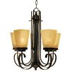 <strong>Yosemite Home Decor</strong> Nevada Falls 5 Light Chandelier