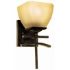 Yosemite Home Decor Sentinel 1 Light Wall Sconce