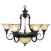 <strong>Yosemite Home Decor</strong> Verona 9 Light Chandelier