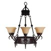 Isabella 6 Light Chandelier