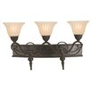 <strong>Yosemite Home Decor</strong> Isabella 3 Light Vanity Light