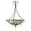 Yosemite Home Decor Splendido Foyer Inverted Pendant