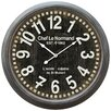 "Yosemite Home Decor Oversized 23.75"" Wall Clock"