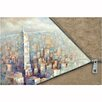 <strong>Yosemite Home Decor</strong> Revealed Artwork Unzip The City II Original Painting on Canvas