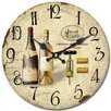 "<strong>Yosemite Home Decor</strong> 13.5"" Wall Clock"