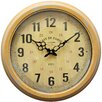 "<strong>Yosemite Home Decor</strong> 16"" Wall Clock"