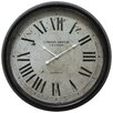 "<strong>Yosemite Home Decor</strong> Oversized 24.5"" Wall Clock"