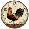 """Yosemite Home Decor 13.5"""" Wall Clock"""