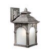 Essex Outdoor 1 Light Wall Lantern