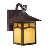 <strong>Vaxcel</strong> Taliesin Outdoor 1 Light Wall Lantern