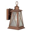 <strong>Mackinac 1 Light Outdoor Wall Sconce</strong> by Vaxcel