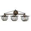 Vaxcel Jamestown 3 Light Vanity Light