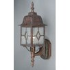 Vaxcel Mulberry 1 Light Outdoor Wall Sconce