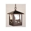 Yellowstone 1 Light Outdoor Pendant
