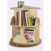 <strong>2 Shelf Book Carousel</strong> by Whitney Brothers
