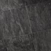 <strong>Quick-Step</strong> Quadra Natural Stone 8mm Laminate in Black Opal Slate
