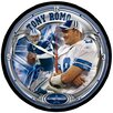 "<strong>NFL 12.75"" Wall Clock</strong> by Wincraft, Inc."