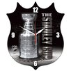 <strong>Wincraft, Inc.</strong> NHL High Definition Plaque Wall Clock