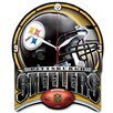 "NFL 13"" High Def Plaque Clock - Oakland Raiders"