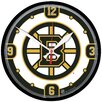 """<strong>NHL 12.75"""" Wall Clock</strong> by Wincraft, Inc."""
