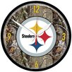 "Wincraft, Inc. NFL 12.75"" Camoflage Wall Clock"