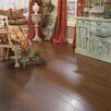 "Casitablanca Handcrafted 5"" Engineered Kupay Flooring in Lava"