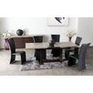 Diamond Sofa Studio 7 Piece Dining Set