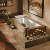 "<strong>Fuzion 71"" x 35"" Whirlpool Tub</strong> by Jacuzzi®"