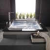 """Jacuzzi® Fuzion 71.75"""" x 59.75"""" Right Hand Pure Air Tub"""