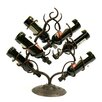 <strong>Andranik 6 Bottle Tabletop Wine Rack</strong> by Creative Creations