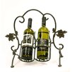 <strong>Xiafeng 2 Bottle Tabletop Wine Rack</strong> by Creative Creations