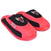 Comfy Feet NBA Chicago Bulls Low Pro Stripe Slippers