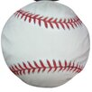 <strong>Round Baseball Dog Pillow</strong> by Dogzzzz