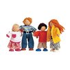 <strong>Plan Toys</strong> Dollhouse Modern Doll Family of 4