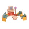 Plan Toys Dollhouse Living Room - Neo